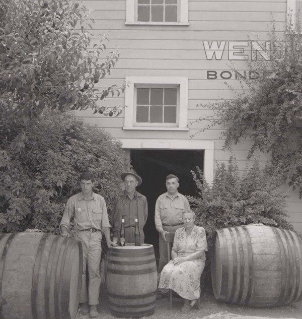 Photo courtesy Wente Vineyards