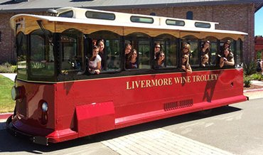 Livermore Wine Trolley - VisitTriValley
