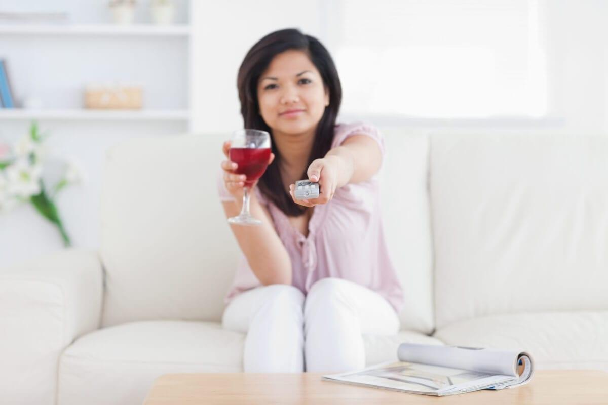 Best TV Binge-Watching Wine Pairings