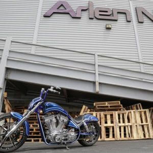 Arlen Ness Motorcycle Museum