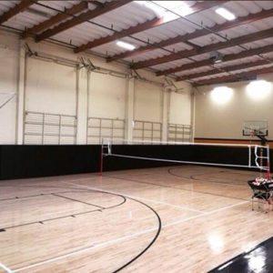 National Basketball Courts