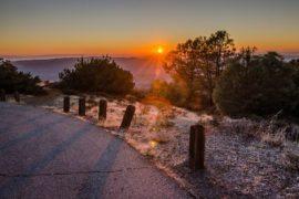 Mount Diablo at Sunset. Photo: Michele Ursino