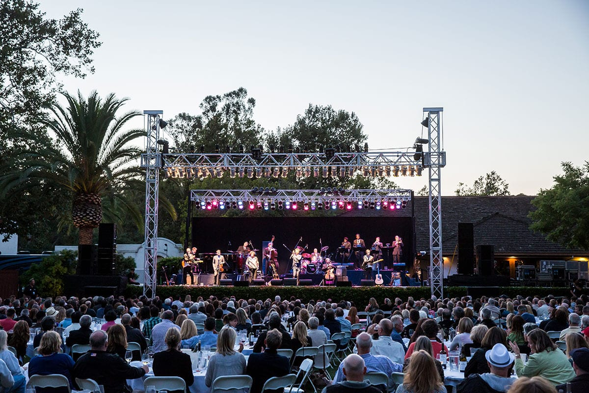 Summer Concerts at Wente Vineyards