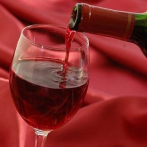 pouring wine into glass--creative commons