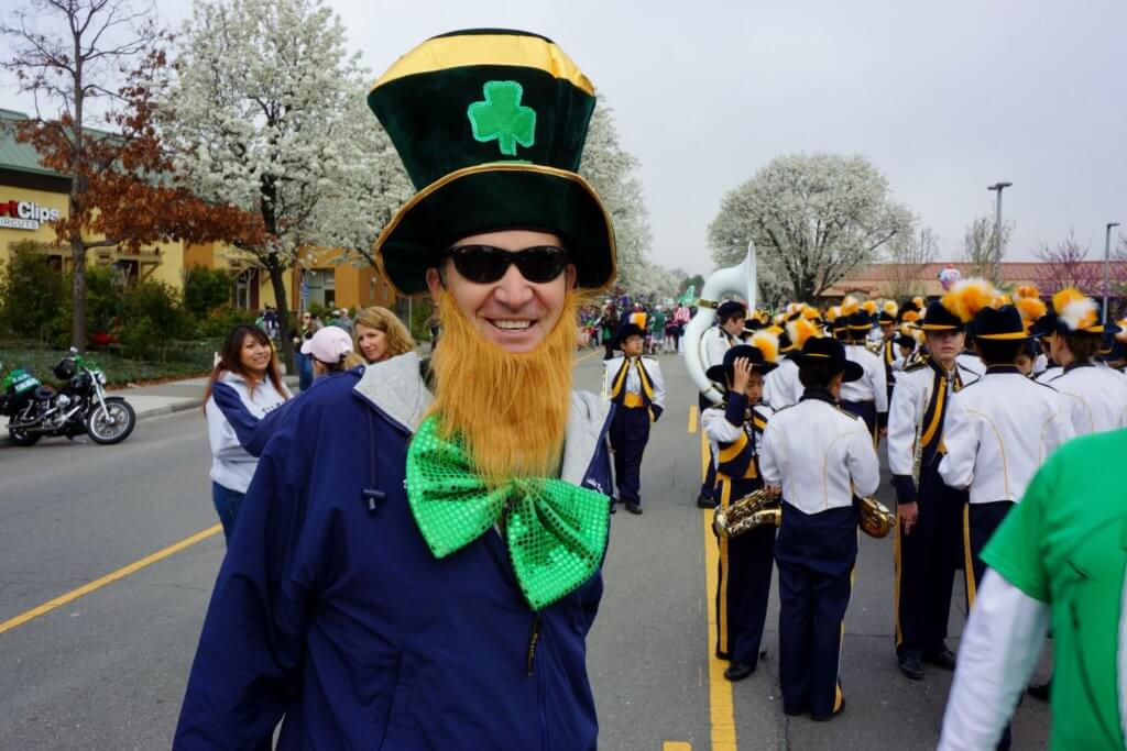 City of Dublin - St Patrick's Day Parade - VisitTriValley