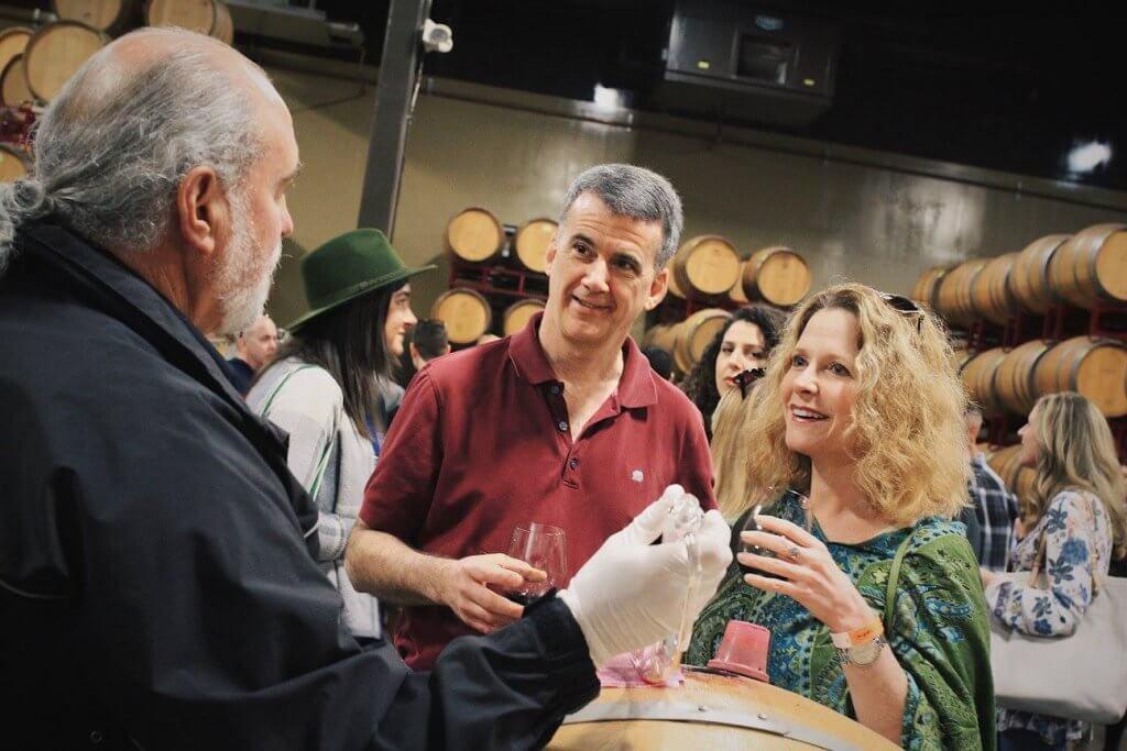 Concannon Vineyards Barrel Tasting - Visit Tri Valley