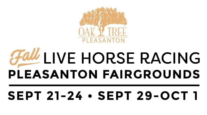 Live Fall Horse Racing Returns to Pleasanton - Visit Tri-Valley