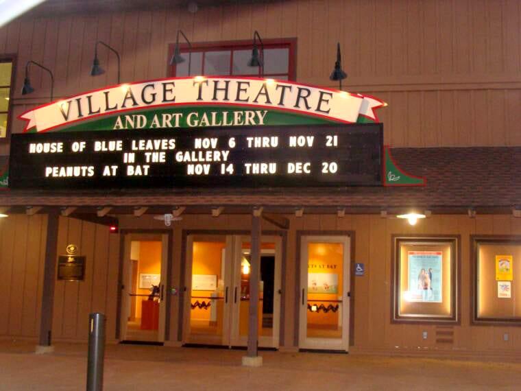 Cinema West  Village Cinema