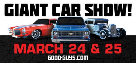 Goodguys Th All American GetTogether Visit TriValley - Bay area car shows this weekend