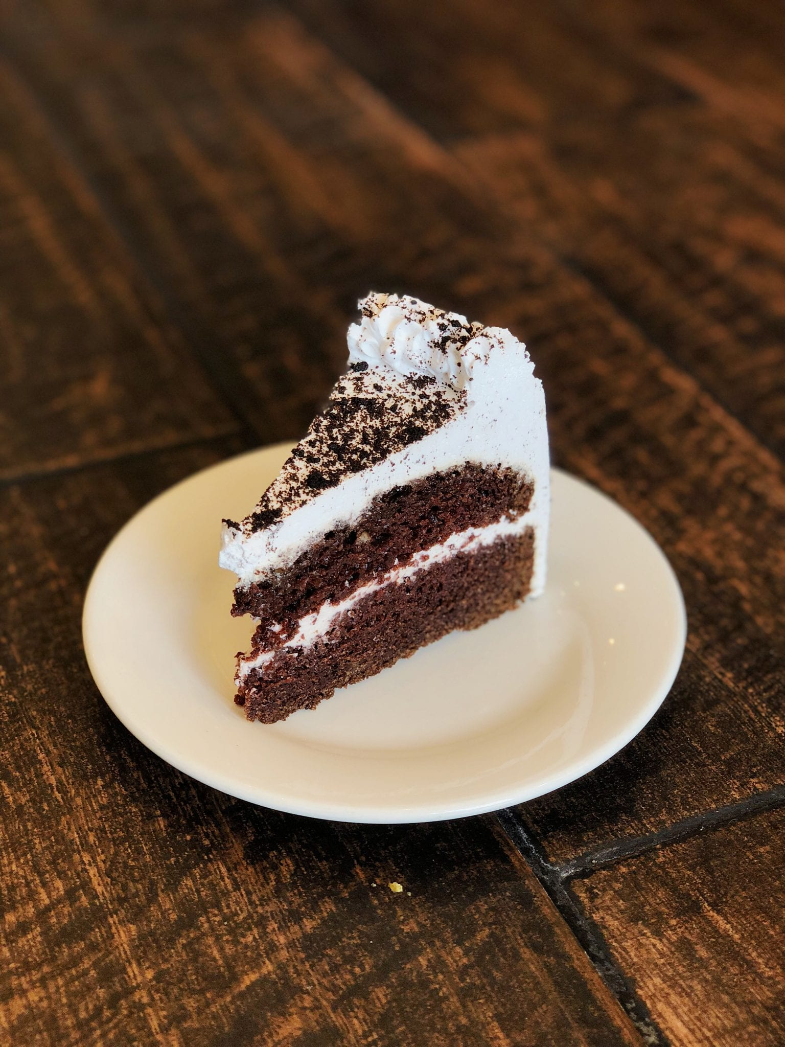 Oreo cake from Blossom Vegan