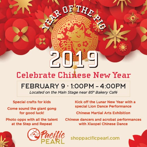 Chinese New Year Celebration At Pacific Pearl Visit Tri Valley