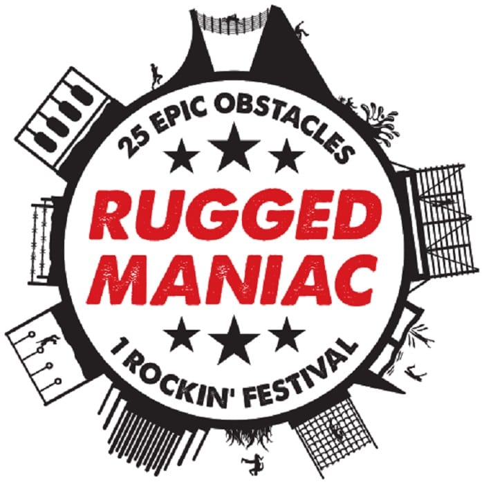 Rugged Maniac At The Alameda County Fairgrounds