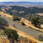 Mt. Diablo Bicyclist