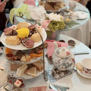 the english rose tea room