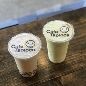 cafe tapioca dubiln, ca
