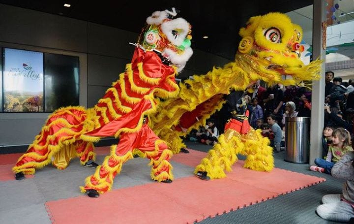 Lunar New Year Celebrations in the Tri-Valley
