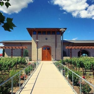 Garré Vineyard and Winery, Livermore, CA