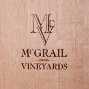 mcgrail vineyards logo