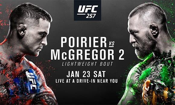 UFC 257 Drive-In Live Stream - Visit Tri-Valley